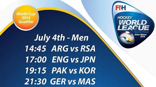 Sukan » Keputusan Malaysia vs Jerman Liga Hoki Dunia 4 Julai 2013