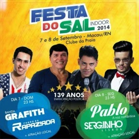 FESTA DO SAL INDOOR 2014 //// 07 E 08-09-14