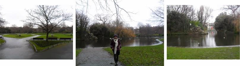 Parque Saint Stephen's Green, Dublin