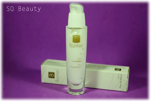Probando el Serum Bontier Silvia Quiros SQ Beauty