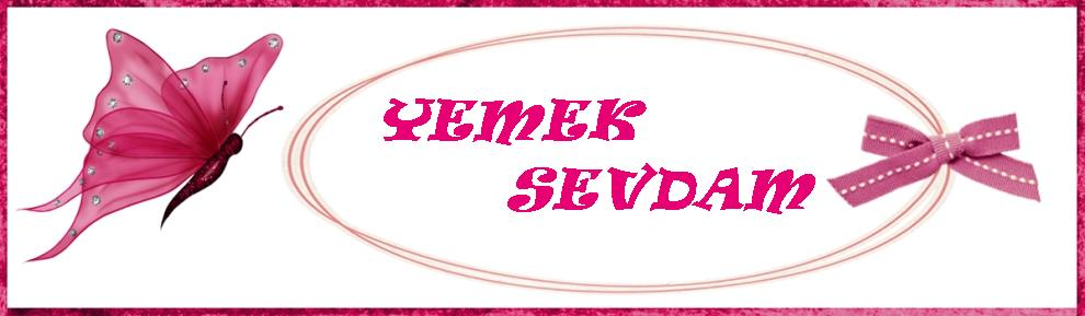 YEMEK SEVDAM