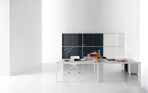Arredo Ufficio Wenge : Arredo ufficio usato scrivania da studio v