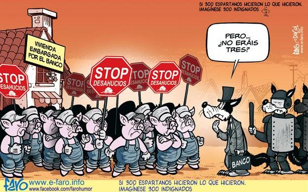 AGENDA STOP DESAHUCIOS