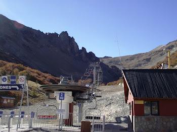 Centro de esqui La Hoya Chubut