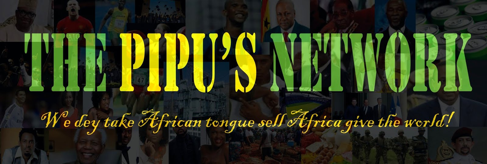 THE PIPU39S NETWORK INA LILAHIDEM SAY NA LIKE 717 PIPU DEM DON