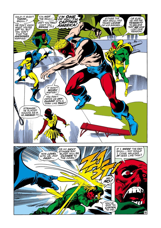 Captain America (1968) Issue #116 #30 - English 17