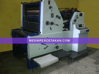 Sakurai Oliver 12 | 1 color printing machine