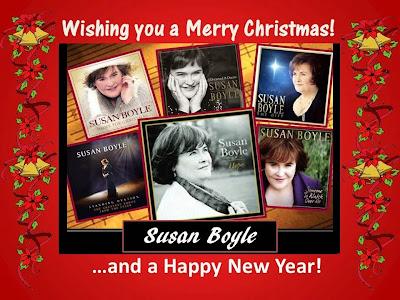 Susan Boyle's 6 CDs