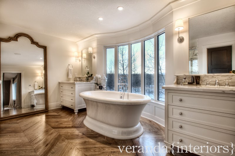 Our Home {Master Bathroom} – Veranda Interior – Young Professional ...