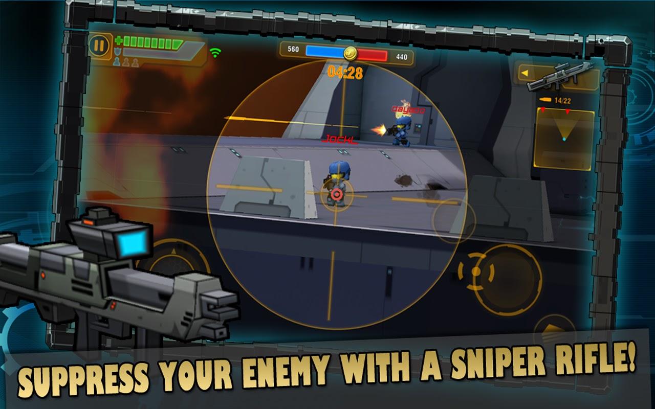 Screenshot Call of Mini Infinity