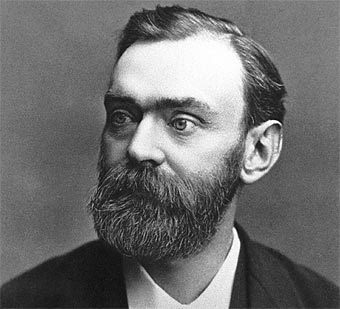 alfred nobel the man behind the The man behind the nobel peace prize alfred nobel: the man behind the peace prize kathy-jo wargin it came to be called dynamite and alfred became a rich and famous man because of his invention alfred had hoped that his invention would foster peace.