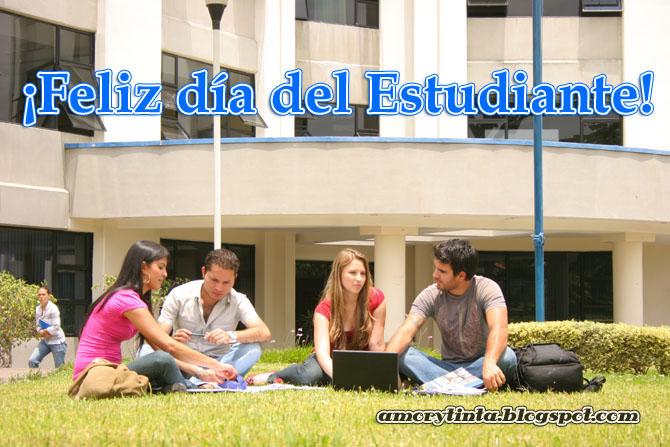 Imagenes del día del Estudiante