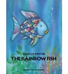 Puddle wonderful learning preschool activities letter of for Rainbow fish author