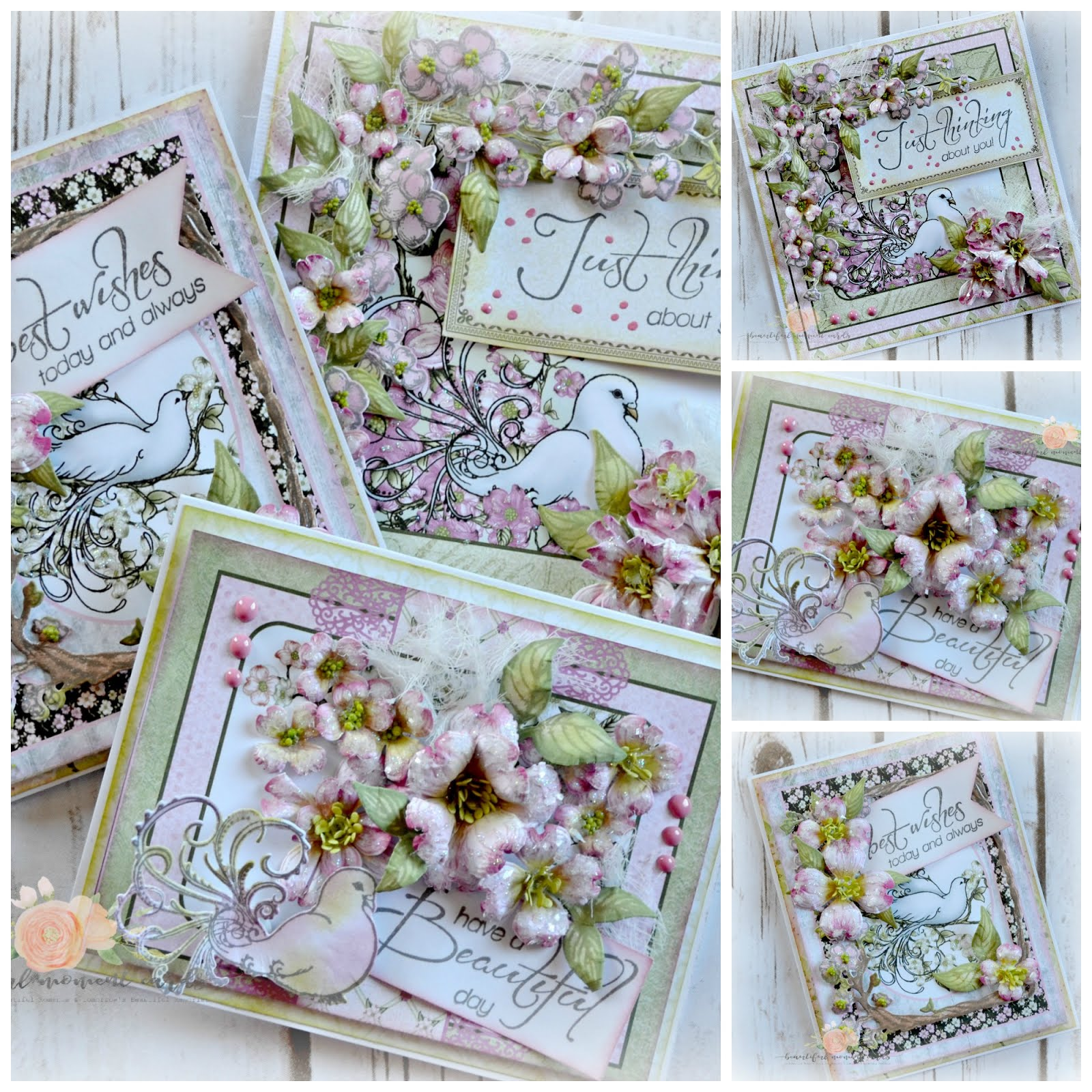 Flowering Dogwood Card Classes