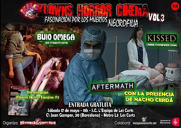 Aftermath, Buio Omega y Kissed protagonistas de este festival