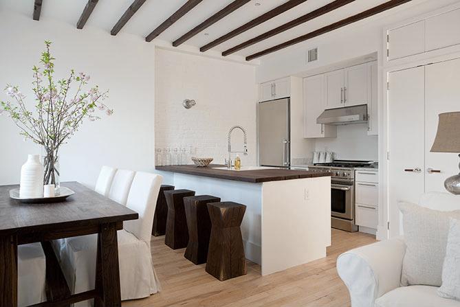 con este estilo creamos un ambiente muy libre y a la decoracin de nuestra cocina un sello personal with cocinas estilo rustico
