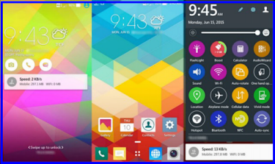 Download Theme Zenfone 2 Colorfull Terbaru Gratis