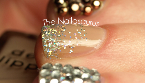 Polish Days: BLING Nails!