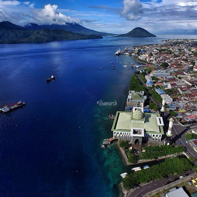 Masjid Raya Al Munawwar | Ternate | North Moluccas