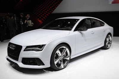 2014 Audi RS7 is a 189-mph terror