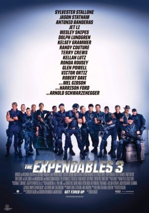 Film The Expendables 3 2014 di Bioskop