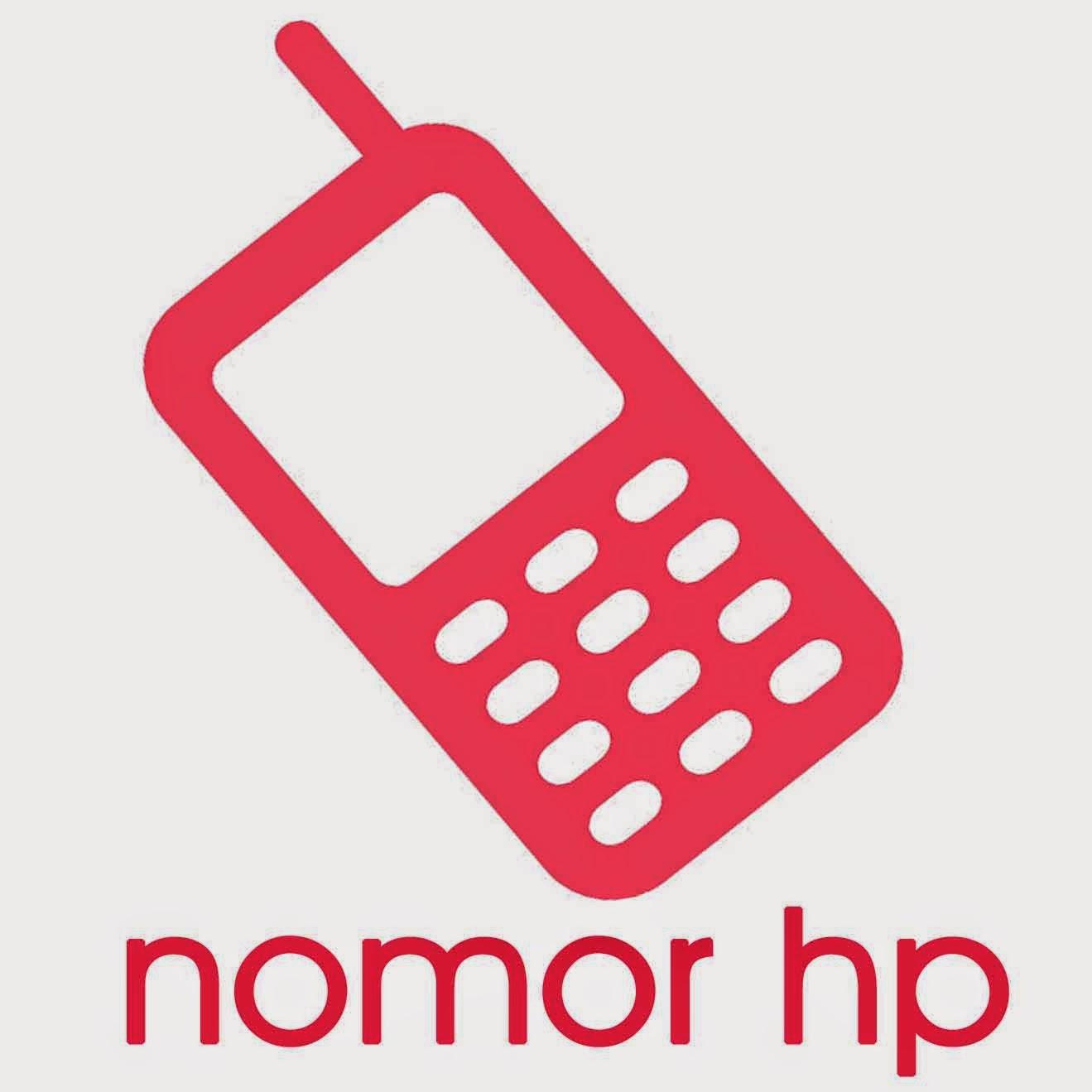 NO Handphone Kabinet Menteri Kerja - Presiden Jokowi-JK 2014
