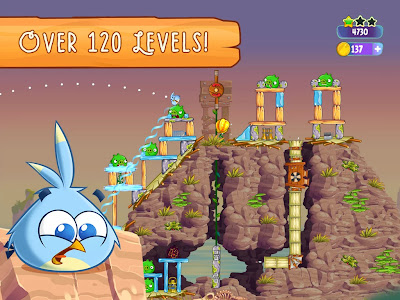 Angry Birds Stella v1.0.1 Mod [Unlimited Coins]