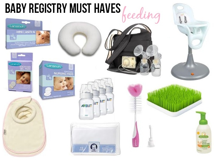 Baby Gift Recommendations : Baby registry must haves garvinandco