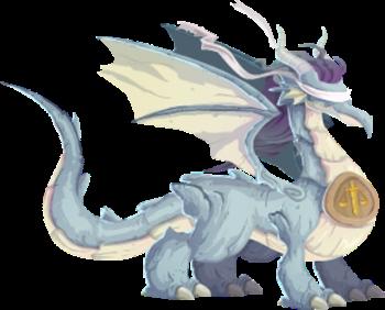 imagen del dragon justicia adulto