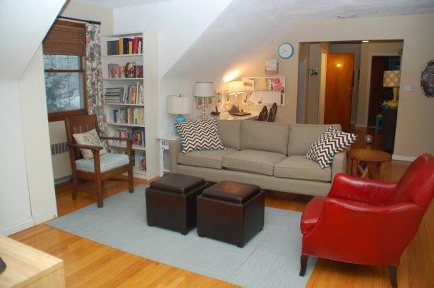good looking living room