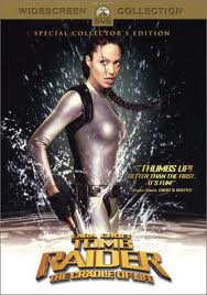 DVD cover for Lara Croft Tomb Raider: The Cradle of Life movieloversreviews.blogspot.com