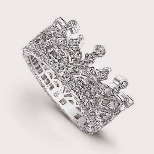 Bride and Groom Rings - Wedding Accessories and Requirements Collection 2014