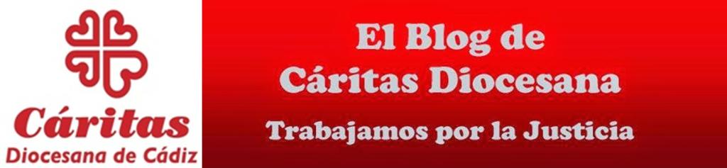 Blog de Cáritas Diocesana de Cádiz