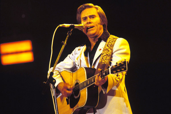 Onbloggers George Jones His Life Was A Country Song
