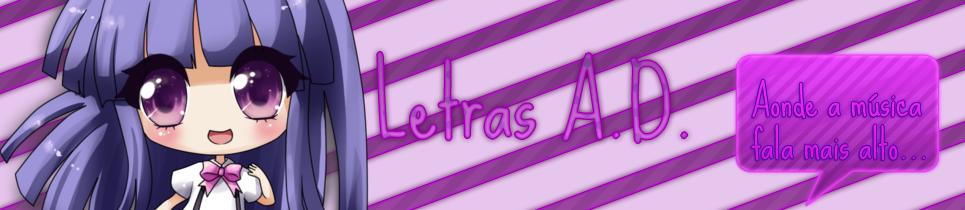 Letras A.D.