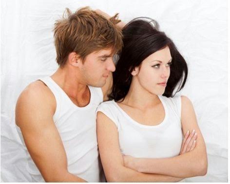 الاسباب التى تجعل الزوجه رافضه للزوج