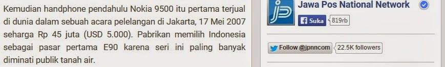 HP Nokia E90 Zaenal Tahir