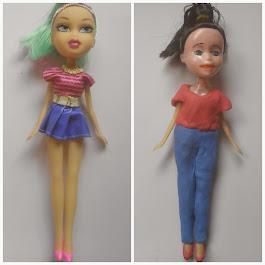 La muñeca transformada