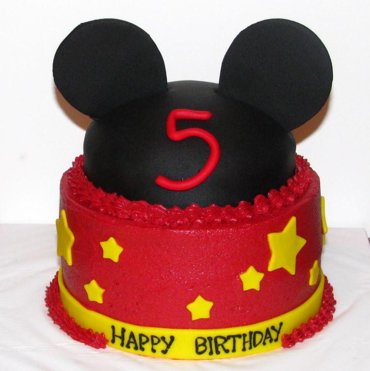 Mickey Mouse Cake Pan Walmart