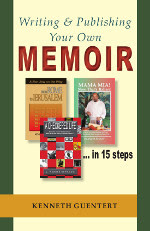 Have you written a memoir—or thought about writing one? • Have you tried to get published—or wondered how hard it would be? • Have you thought about publishing your book yourself? • Have you not pursued writing or publishing your book because you thought it would be too hard or too expensive?  This book is for you. Publishing your own memoir is a terrific option. Once you know how, it will be easier, cheaper, and much more fun than you ever thought possible.