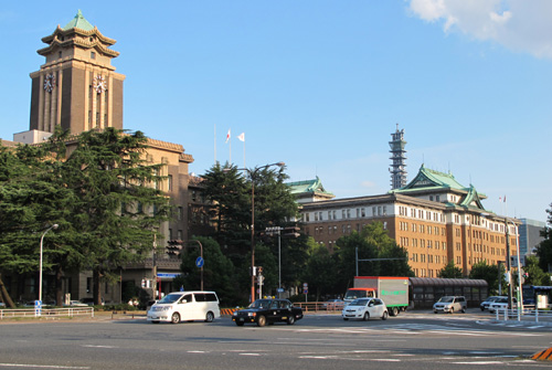 Nagoya City Hall, Aichi