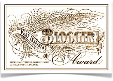 PREMIO BLOGGER AWARD 2014