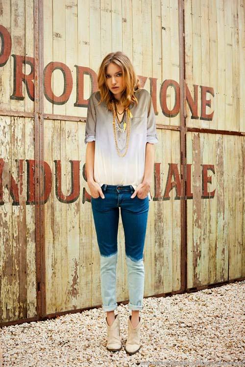 Tucci jeans moda verano 2014