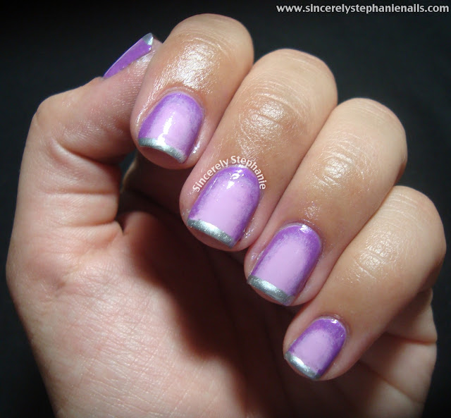 harlequin hardware manicure