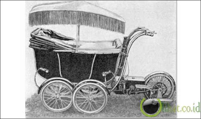 Kereta Bayi Bermesin Uap (1922)
