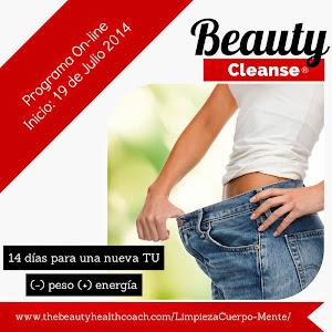Beauty Cleanse | Limpieza Cuerpo-Mente