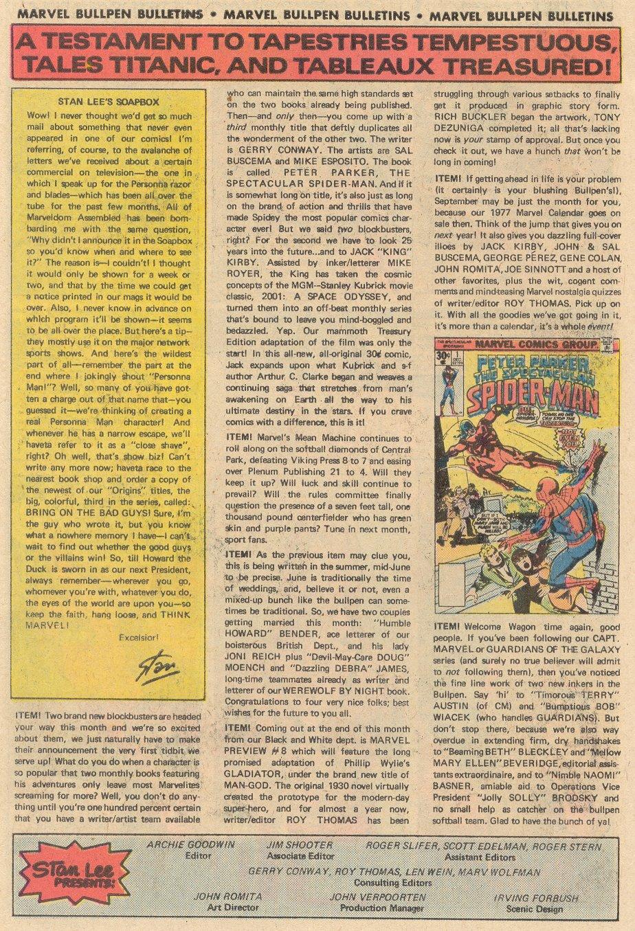Conan the Barbarian (1970) Issue #69 #81 - English 18