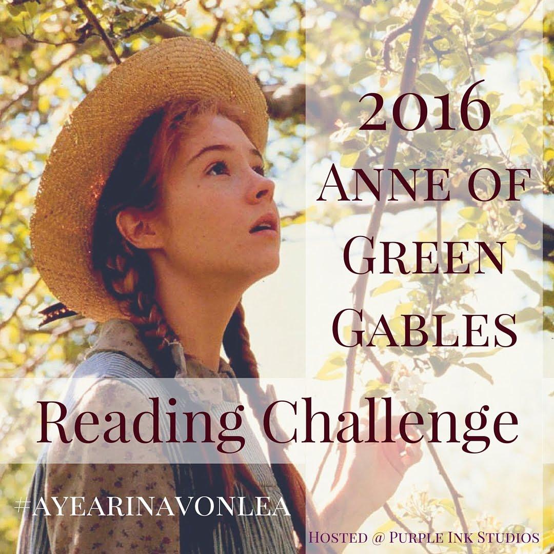 Anne Reading Challenge