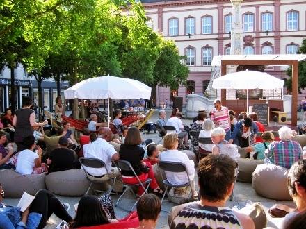 StadtLesen Trier Publikum Lesung
