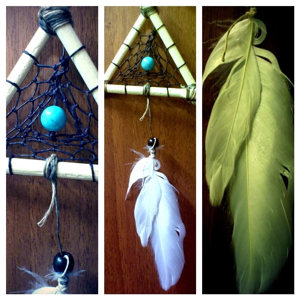 Как сделать ловец снов без перьев своими руками в домашних условиях 50